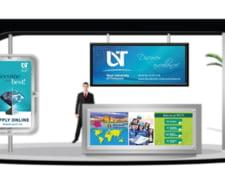 UVT participa la cel mai mare targ international de universitati din Europa de Sud-Est - RIUF, desfasurat in premiera online