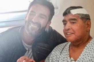 """Ucidere din culpa in cazul Maradona? """"Daca reusim, vor fi bani pentru toti. Trebuie sa rezistam"""". Reactia fiicei Dalma"""