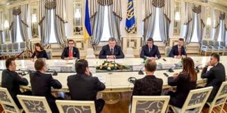 Ucraina: Alegeri locale cruciale pentru presedintele Petro Porosenko