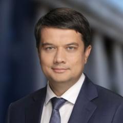 Ucraina. Ce se ascunde în spatele demiterii șefului parlamentului?