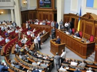 Ucraina: Limba romana a obtinut statut special in Transcarpatia