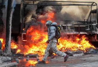 Ucraina: SUA sanctioneaza regimul Ianukovici - Europa inca nu s-a hotarat