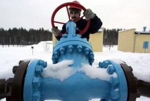Ucraina: Tranzitul de gaz rusesc spre Europa s-a diminuat