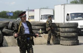 Ucraina, la un pas de razboi: Ciocniri violente, cladiri ocupate si noi sanctiuni pentru Rusia (Video)