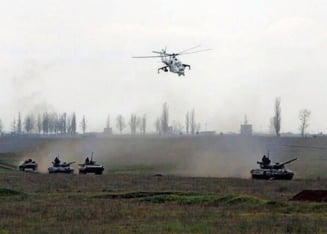 "Ucraina, la un pas de razboi: Rusia, gata sa trimita o ""forta de mentinere a pacii"" (Video)"