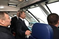 Ucraina a deschis o procedura penala dupa ce primul tren rus a ajuns in Crimeea