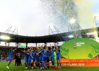 Ucraina a devenit campioana mondiala la tineret dupa un parcurs miraculos, care a inceput cu o gafa a lui...Morutan