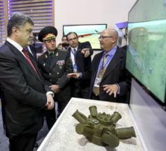 Ucraina a gasit de la cine sa cumpere arme letale