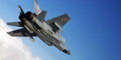 Ucraina acuza Rusia ca a trimis avioane de lupta la frontiera