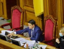 Ucraina adopta o noua lege anticoruptie dupa un scandal provocat de o decizie a Curtii Constitutionale privind declaratiile de avere