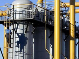 Ucraina ar putea primi gaz rusesc cu 250 dolari, in 2009