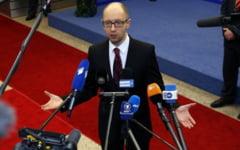 """Ucraina cere ajutor financiar de urgenta de la UE: Avem nevoie de bani """"ieri"""""""