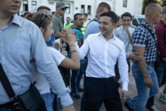 Ucraina da asigurari ca Zelenski nu va ceda in fata Rusiei: Presedintele nu este inalt, insa este puternic!