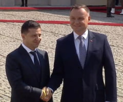 Ucraina doreste un ''triunghi energetic'' impreuna cu SUA si Polonia