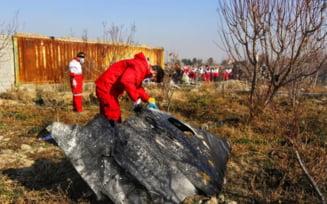 Ucraina ia in calcul varianta ca o racheta ruseasca sa fi doborat avionul prabusit in Iran