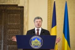 Ucraina incheie, simbolic, prietenia cu Rusia