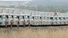 Ucraina nu mai vrea asa-zise ajutoare umanitare din Rusia: Sa inceteze provocarile!