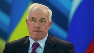 Ucraina nu vrea negocieri cu UE daca nu participa si Rusia
