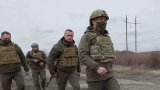 Ucraina se teme de o agresiune a Rusiei in zona de est a tarii