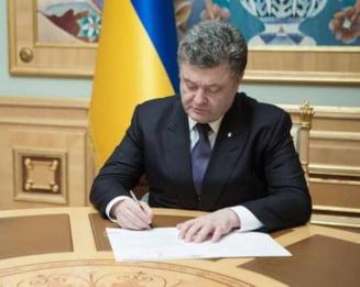 Ucraina sfideaza Moscova: Suntem pregatiti sa platim pretul pentru libertatea noastra