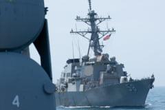 Ucraina si SUA incep exercitii militare in Marea Neagra, in pofida protestelor Rusiei. Romania participa cu doua nave, inclusiv fregata Regina Maria