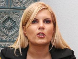 Udrea: Am fost acuzata pe nedrept ca santajez presa