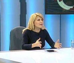 Udrea: Am intrat in politica pentru Traian Basescu