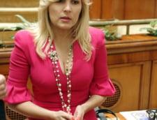 Udrea: Amnistia fiscala extinsa este o dovada de iresponsabilitate a lui Ponta