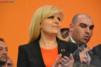Udrea: Cum ar tranti Ponta din 2012 Guvernul Ponta din 2013