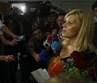 Udrea: Ideea de a avea o femeie presedinte nu este absurda
