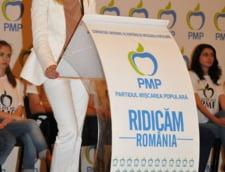 Udrea: Nemultumitii din PDL pot veni alaturi de Partidul Miscarea Populara