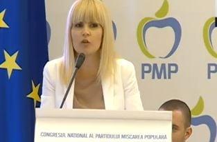 Udrea: PSD si-a facut campanie de peste 10 milioane de euro din bani publici
