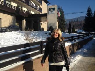 Udrea: Rusine! Romania se face de ras la Targul de Turism de la Viena