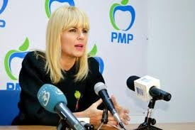Udrea, candidat oficial la prezidentiale: Voi continua luptele lui Traian Basescu