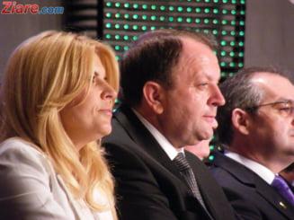 Udrea, demisie fara explicatii din PDL - Flutur: L-am informat pe Blaga si atat, respect decizia ei