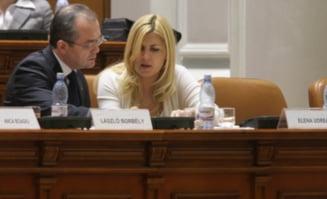 Udrea, despre Boc: Un foarte bun candidat la presedintia Romaniei se afla chiar aici