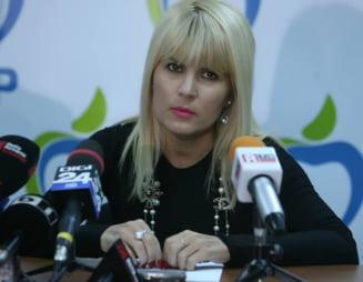 Udrea, despre anuntul lui Ponta: Da un mesaj cu doua tinte, una pentru baroni, una pentru electorat