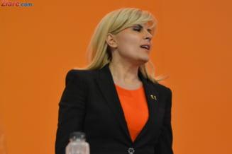 Udrea, despre rezultatul alegerilor din PDL: Nu ni-l asumam, au fost mari nereguli