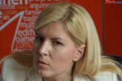 Udrea, dupa ce Basescu a spus ca o vede la Primaria Capitalei: Sa nu ma trezesc degeaba cu alte dosare penale