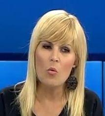 Udrea, in dezacord cu Basescu si ironii la adresa lui Tariceanu: L-as vota, dar pleaca la alta