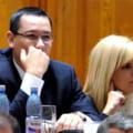 Udrea, pe blog: Liderii USL vor sa se aleaga cu proiectele finantate in mandatul meu