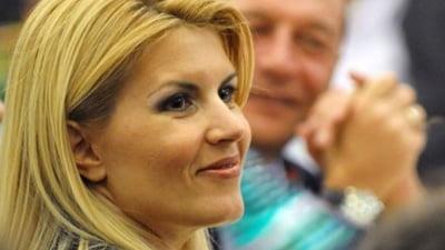 "Udrea a cerut PNL si PSD sa nu duca la Bruxelles ""politica damboviteana"" (Video)"
