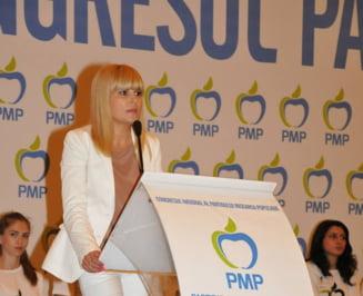 Udrea dezvaluie in ce conditii va sustine PMP un candidat comun al dreptei