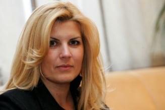 Udrea explica de ce are nevoie de mai multi bani la minister - din cauza lui Tariceanu