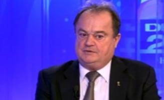 Udrea il propune pe Boc la prezidentiale. Blaga reactioneaza: In partid nu sunt VIP-uri