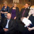 Udrea si Basescu, impreuna la botez
