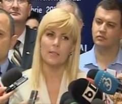 Udrea si-a depus candidatura la prezidentiale: Este destin, mai mult decat alegerea mea (Video)
