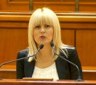 Udrea si-a lasat cartela de deputat la Parlament, dupa ce a parasit sala de plen