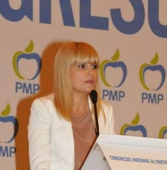 Udrea si prezidentiabilul PMP, atac la alianta PNL-PDL: Nu are nicio valoare!