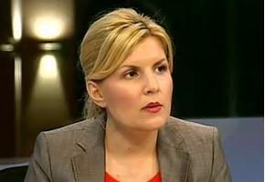 Udrea sustine ca nu va candida la Primaria Capitalei